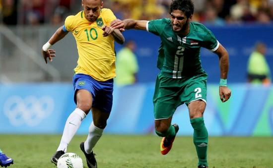Lịch trực tiếp bóng đá nam Olympic ngày 10/8 & 11/8: Brazil bên bờ vực bị loại