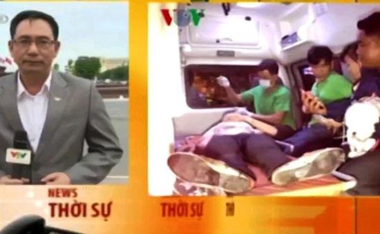 Vụ nổ lựu đạn ở Campuchia: Nạn nhân người Việt đã xuất viện về nhà