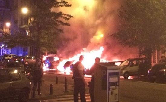 Bỉ: Nổ lớn ở ngoại ô phía Nam Brussels