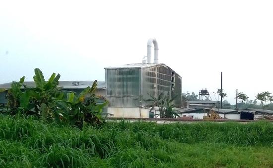 Điều tra vụ nổ tại nhà máy tinh bột sắn, 4 người bị thương