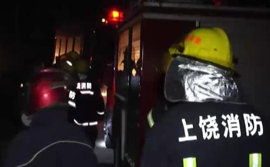 Nổ nhà máy pháo hoa ở Trung Quốc, 3 người thiệt mạng