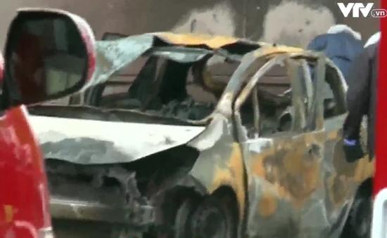 Vụ nổ ở Utsunomiya, Nhật Bản được xác định là đánh bom tự sát
