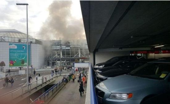 Bỉ xác nhận thủ đô Brussels bị tấn công do khủng bố