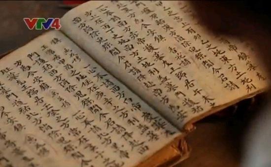 36 năm đau đáu bảo tồn chữ Nôm Dao