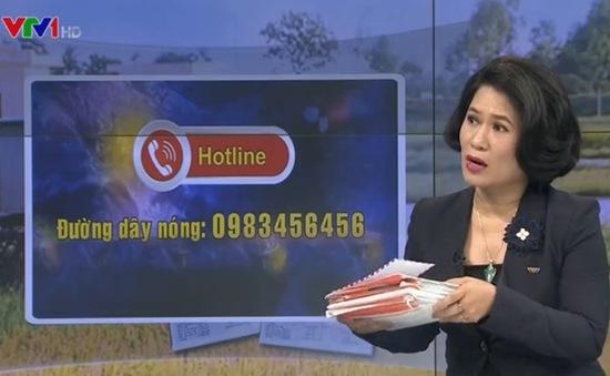"""Hiện tượng """"Quan xã"""" ỉm tiền hỗ trợ lên sóng VTV từ phản ánh của người dân"""
