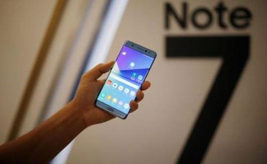 Mỹ khuyến cáo không dùng Galaxy Note 7 trên máy bay