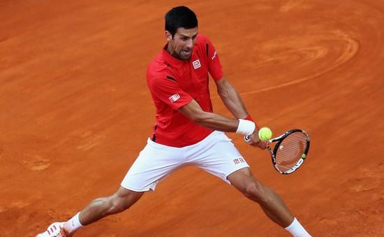 Chung kết Rome Master 2016: Thua trận, Novak Djokovic thất vọng vì trọng tài