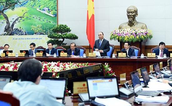 Thủ tướng đề nghị các thành viên Chính phủ hành động ngay vì dân