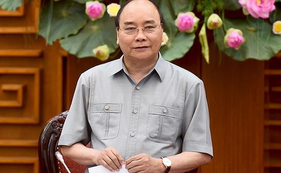 Thủ tướng làm việc với Lãnh đạo tỉnh Hải Dương