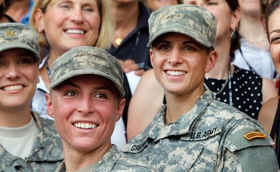 Đăng ký quân sự bắt buộc đối với nữ giới tại Mỹ