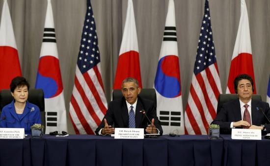 Thế giới cam kết chống khủng bố hạt nhân