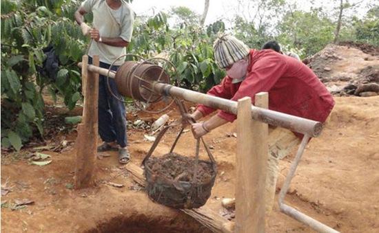 Hơn 2.000 hộ dân Đăk Lăk thiếu nước sinh hoạt