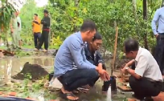 TP.HCM gặp khó trong cấp nước sạch cho người dân
