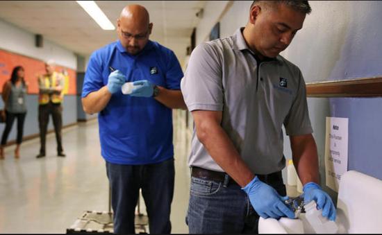 113 trường công lập tại Chicago (Mỹ) có nước uống nhiễm chì