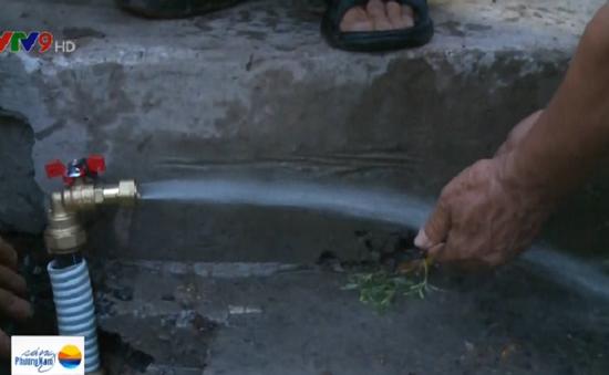 TP.HCM: Hơn 80.000 hộ dân không dùng nước sạch