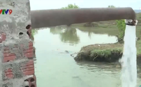 Khánh Hòa: Lãng phí lớn tại hai mỏ nước khoáng nóng bỏ hoang
