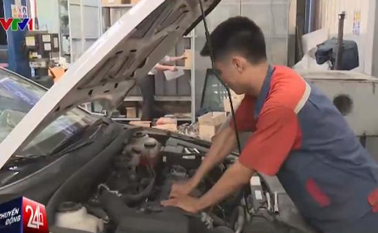 Hàng loạt ô tô gặp sự cố nghi do chất lượng xăng