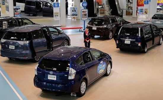 Doanh số ô tô tháng 5 tăng 45%