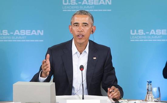 """Tuyên bố chung ASEAN - Hoa Kỳ không """"chỉ mặt gọi tên"""" nhưng đều đề cập tới Biển Đông"""
