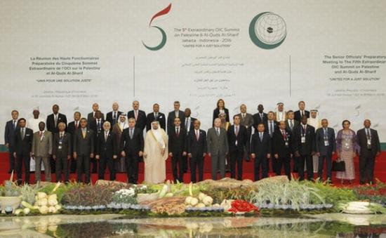 Hội nghị cấp cao OIC khai mạc tại Indonesia