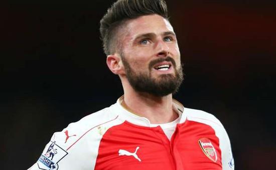 Giroud: Arsenal đang chơi thiếu hiệu quả