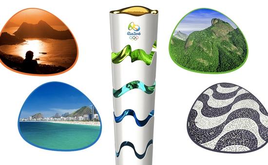 Tìm hiểu về ngọn đuốc Olympic Rio 2016