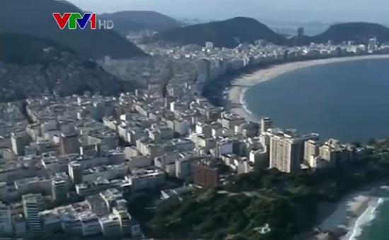 Giá thuê căn hộ ở Brazil tăng chóng mặt trước thềm Olympics