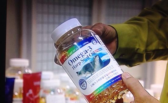 Phát hiện hàng nghìn lọ Omega-3, mỹ phẩm giả