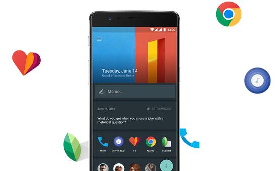 OnePlus 3 đọ dáng cùng các siêu phẩm iPhone 6S, Galaxy S7, LG G5