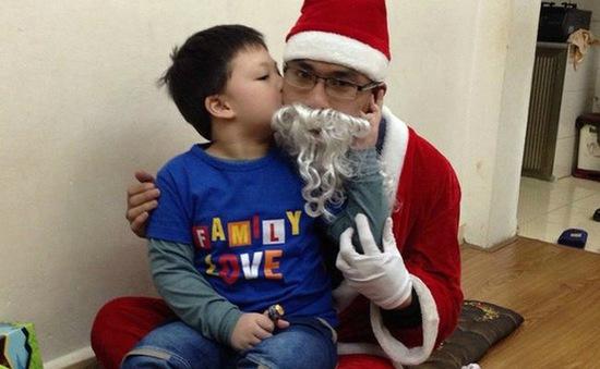 Tại sao nên tặng quà trẻ em vào dịp Giáng sinh?