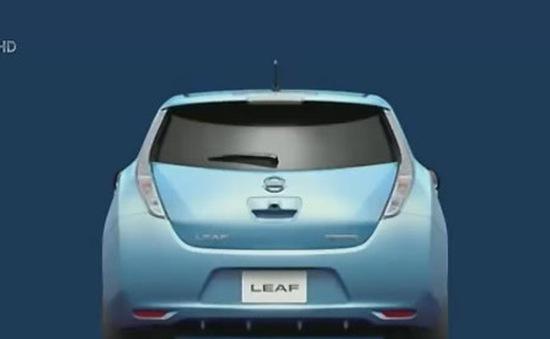 Nissan thu hồi gần 50.000 chiếc ô tô điện do lỗi phanh