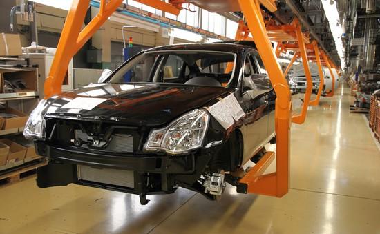 Ô tô Nga nhập khẩu vào Việt Nam tăng mạnh