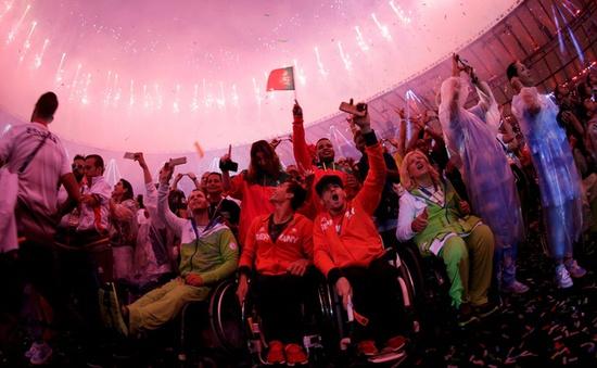 Bế mạc Paralympic Rio 2016: Ấn tượng mang đậm tính nhân văn
