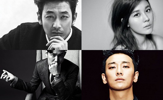 """Bom tấn điện ảnh Hàn Quốc gây """"choáng"""" khi quy tụ dàn sao không tưởng"""