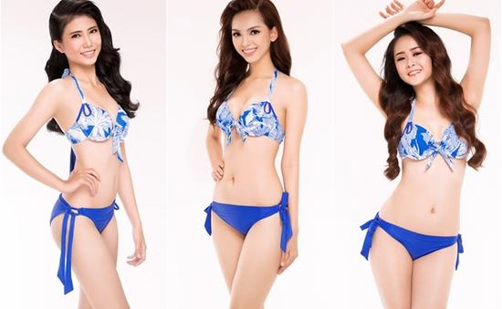 Hoa hậu Việt Nam 2016: Top 30 thí sinh khu vực miền Nam khoe chân dài, eo thon