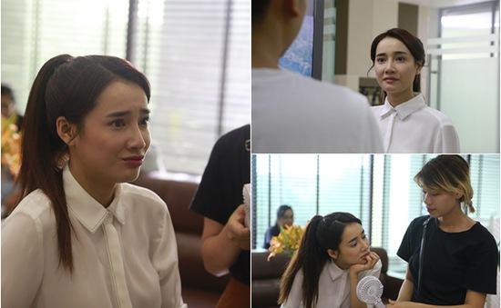 """Vắng Kang Tae Oh, Nhã Phương """"lẻ bóng"""" trên trường quay Tuổi thanh xuân 2"""
