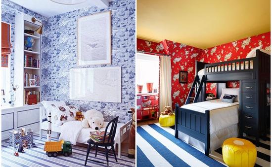 20 ý tưởng khiến phòng ngủ của bé đẹp không tưởng