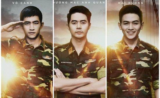 Phim mới của Angela Phương Trinh gây sốt với dàn quân nhân điển trai
