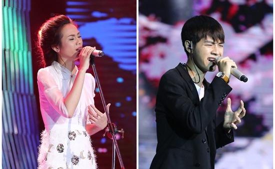 Cao Bá Hưng, Trương Kiều Diễm dắt tay nhau vào chung kết Sing My Song