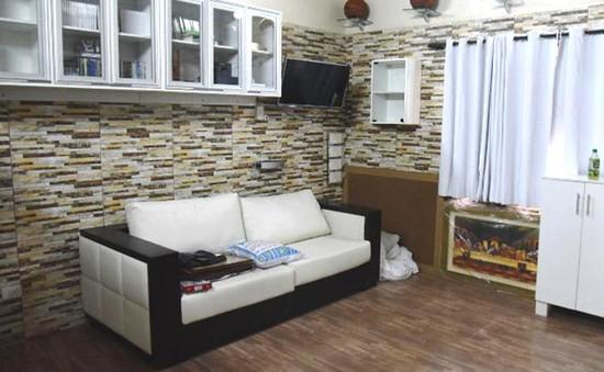 Phòng đẹp như... khách sạn 5 sao trong nhà tù Paraguay