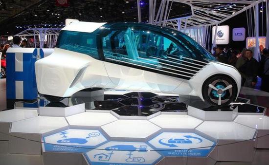Ô tô điện - Điểm nhấn Triển lãm Paris Auto Show 2016
