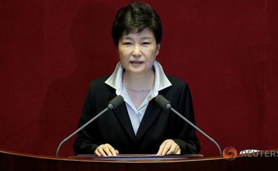 Phe đối lập trình đề xuất luận tội Tổng thống Hàn Quốc