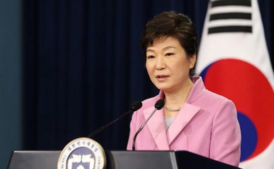 Tổng thống Hàn Quốc bất ngờ đề nghị sửa đổi Hiến pháp