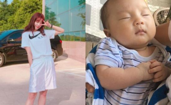 Park Shin Hye tá hỏa vì bị hiểu nhầm mới có em trai