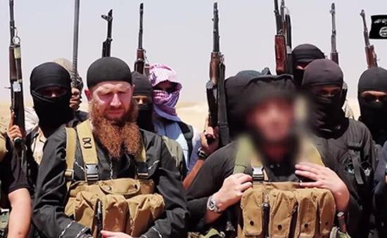 IS xác nhận Bộ trưởng Chiến tranh bị tiêu diệt