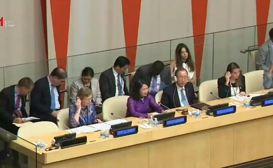 Việt Nam kêu gọi quốc tế hỗ trợ phục  hồi sau hạn hán