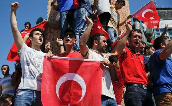 Tổng thống Thổ Nhĩ Kỳ đề nghị Mỹ dẫn độ nghi phạm chủ mưu đảo chính