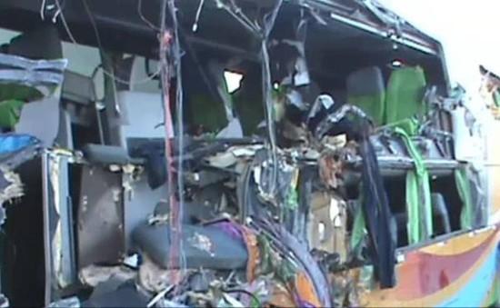 Tai nạn bus tại Peru, 17 người thiệt mạng