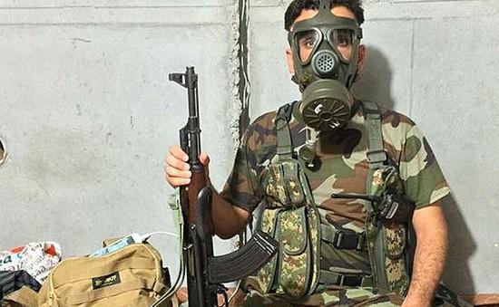IS sử dụng vũ khí hóa học tại Iraq