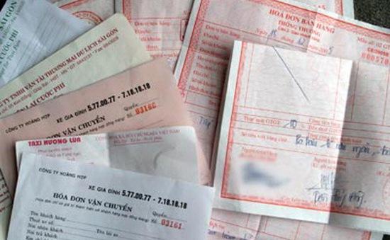 Phá 2 đường dây mua bán trái phép hơn 2.300 tỷ đồng tiền hóa đơn